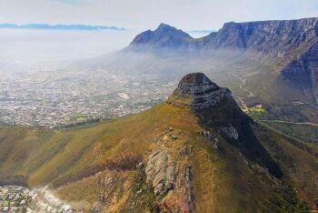 Lion\'s Head, Table Mountain, Cape Town