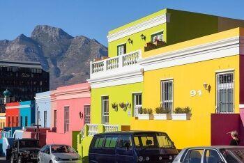 Bo-Kaap, Malay Quarter, Cape Town, Western Cape